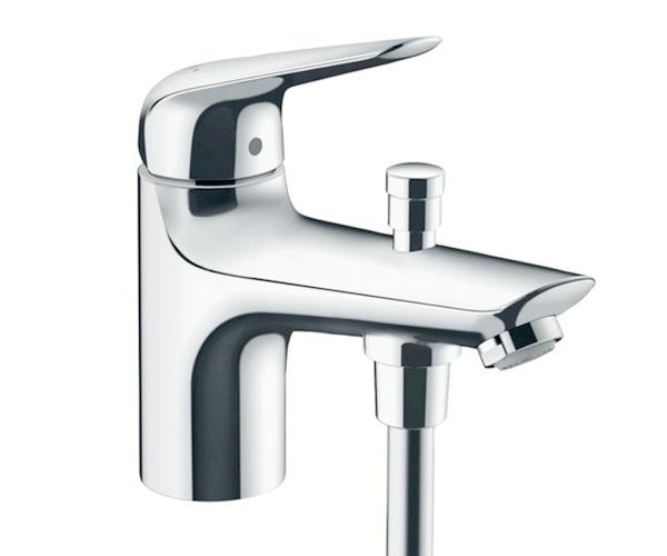 смеситель для ванны HANSGROHE NOVUS