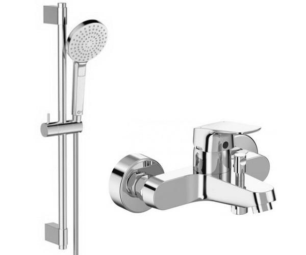 смеситель для ванны IDEAL STANDARD CERAFLEX - комплект