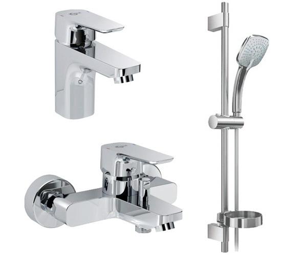 смеситель для ванны IDEAL STANDARD CERAPLAN - комплект