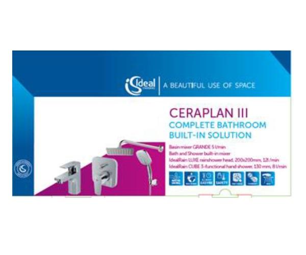 душевая система IDEAL STANDARD CERAPLAN III