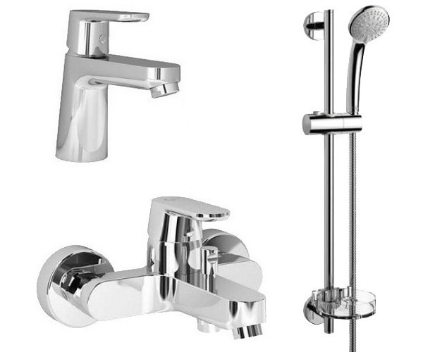 смеситель для ванны IDEAL STANDARD VITO - комплект