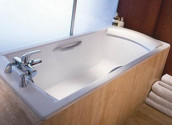 ванна чугунная JACOB DELAFON BIOVE 170х75