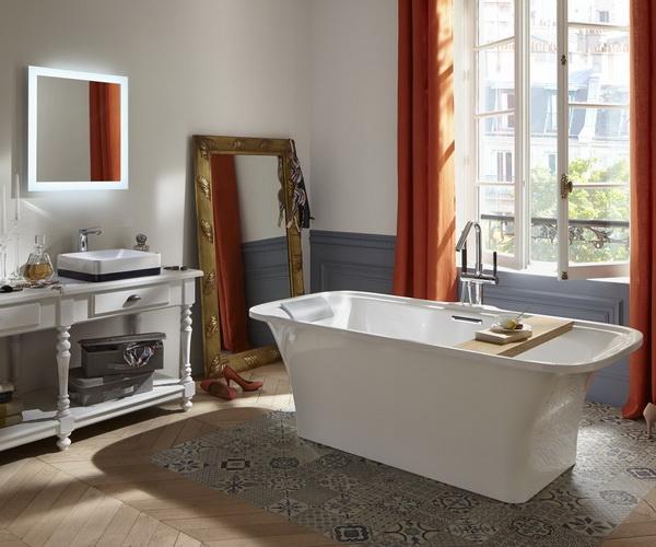 ванна акриловая JACOB DELAFON ELITE 180х85