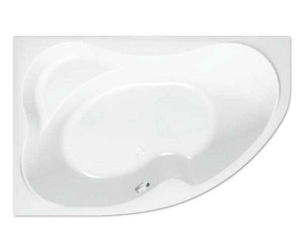 ванна акриловая KOLPA-SAN LULU 170х110