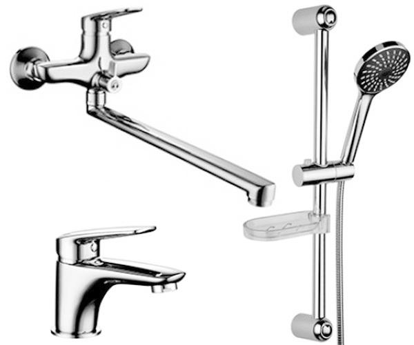 смеситель для ванны LEMARK LM - комплект