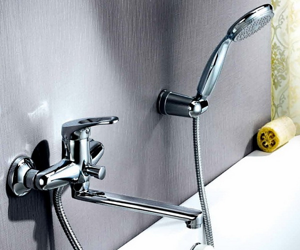 смеситель для ванны LEMARK OMEGA