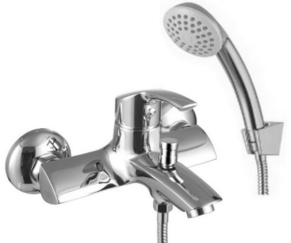 смеситель для ванны LEMARK STRIKE