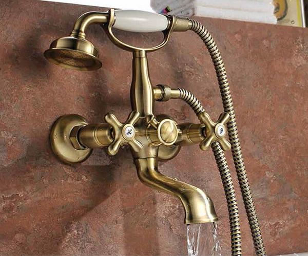 смеситель для ванны LEMARK VINTAGE