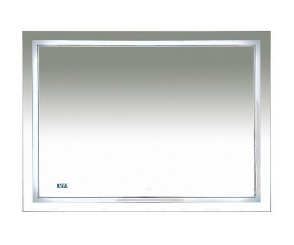 зеркало MISTY НЕОН-2 120 с часами