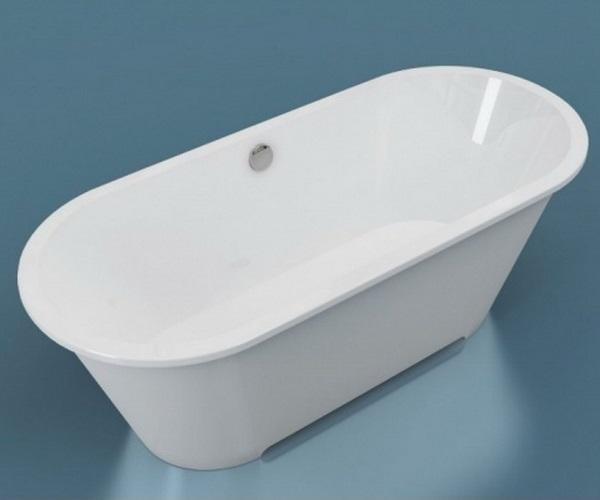 ванна из литьевого мрамора ESSE BALI 167х71