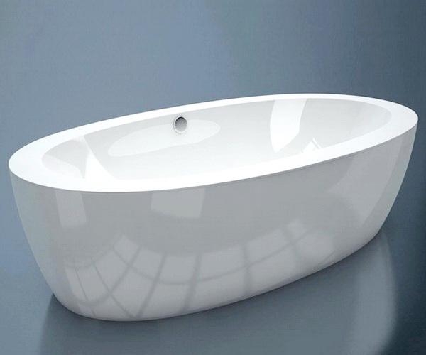 ванна из литьевого мрамора ESSE CORSICA 202х109