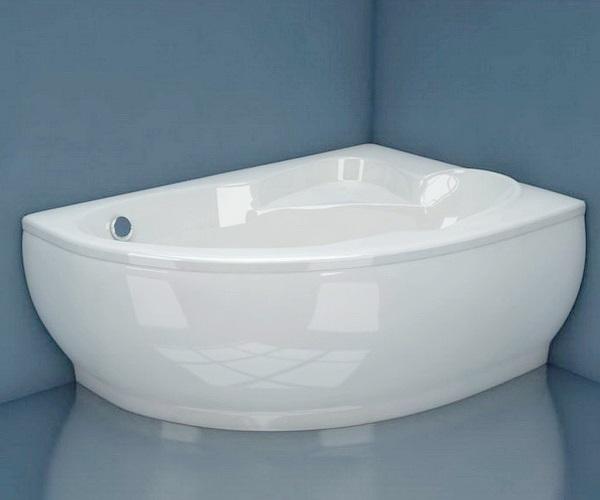 ванна из литьевого мрамора ESSE FLORES 149х103