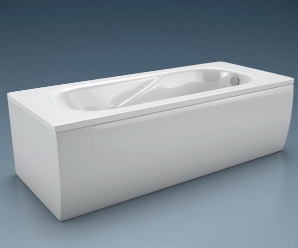 ванна из литьевого мрамора ESSE HAITI 160х74