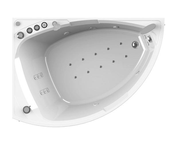 ванна акриловая RADOMIR АСТОРИЯ 168х120