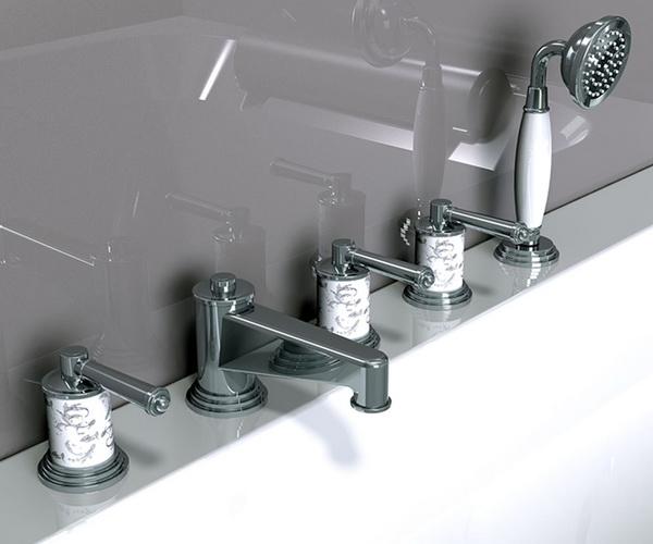 смеситель для ванны RADOMIR ИМПЕРИАЛ