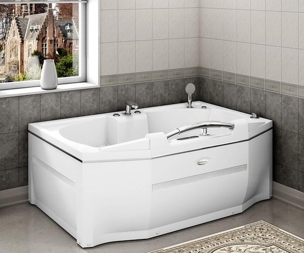 ванна акриловая RADOMIR КОНКОРД 180х120