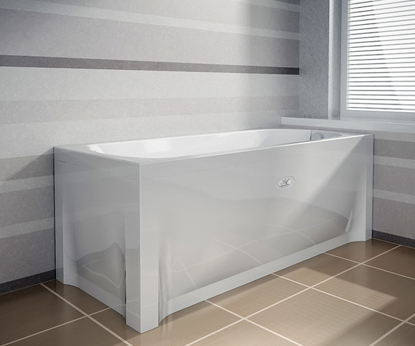 ванна акриловая RADOMIR КЭТИ 168х70
