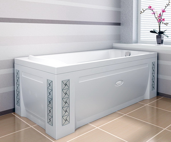 ванна акриловая RADOMIR ЛАРЕДО 160х70