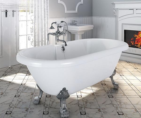 ванна акриловая RADOMIR ЛЕОНЕССА 175х80
