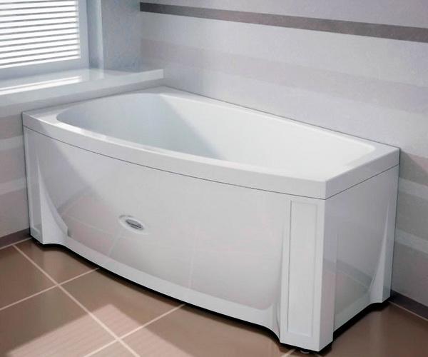 ванна акриловая RADOMIR МЭГИ 140х80