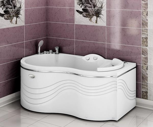 ванна акриловая RADOMIR ПАЛЛАДА 170х100