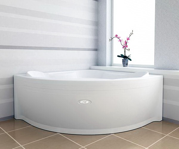 ванна акриловая RADOMIR САНДРА 149х149