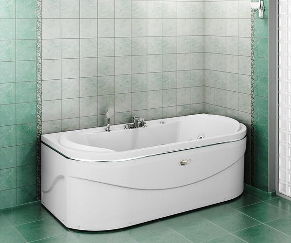 ванна акриловая RADOMIR ТИТАН 200х100