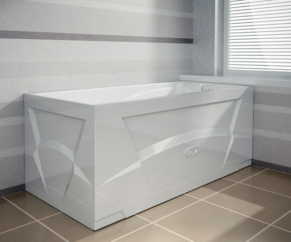 ванна акриловая RADOMIR ФЕЛИЦИЯ 160х75