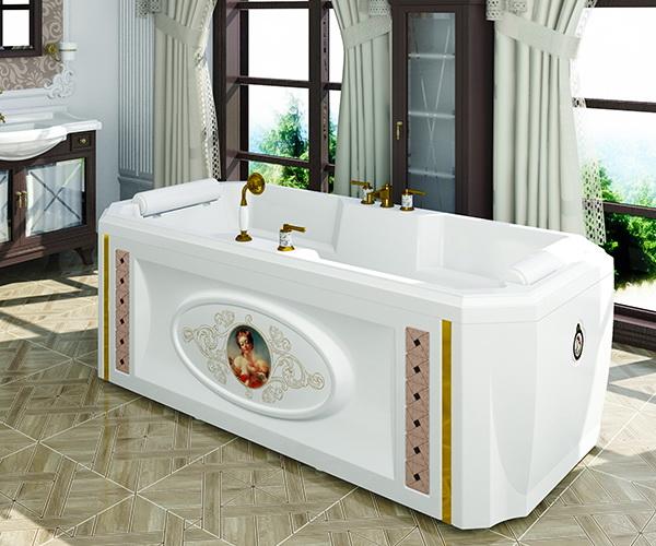 ванна акриловая RADOMIR ФЕРНАНДО 190х90