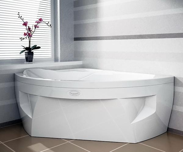 ванна акриловая RADOMIR ФИЕСТА 150х109