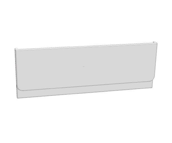 панель RAVAK CHROME 150 фронтальная