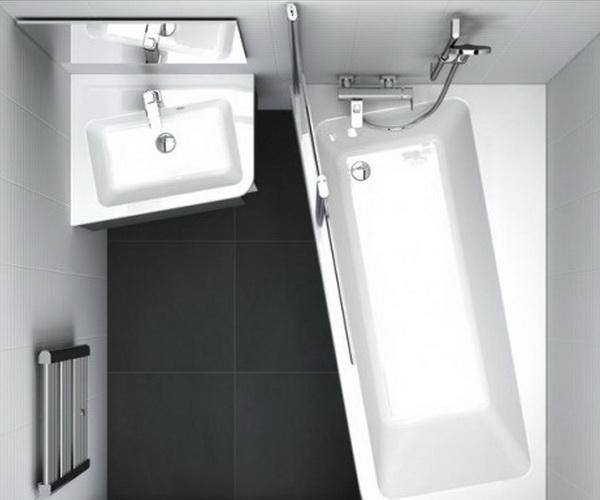 смеситель для ванны RAVAK 10°