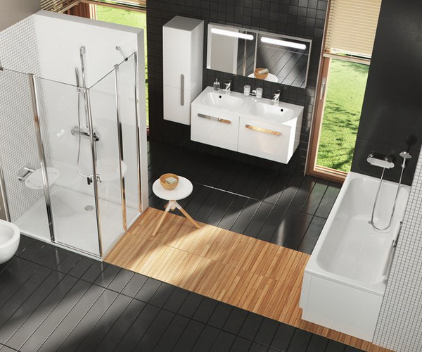 ванна акриловая RAVAK CHROME 160x70