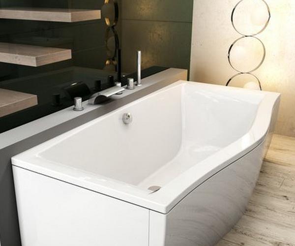 смеситель для ванны RAVAK CHROME