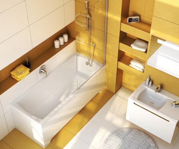 ванна акриловая RAVAK CLASSIC 160x70