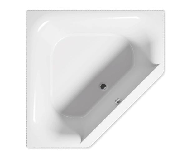 ванна акриловая RIHO AUSTIN 145х145