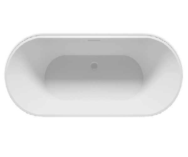 ванна из литьевого мрамора RIHO BARCELONA 170х70