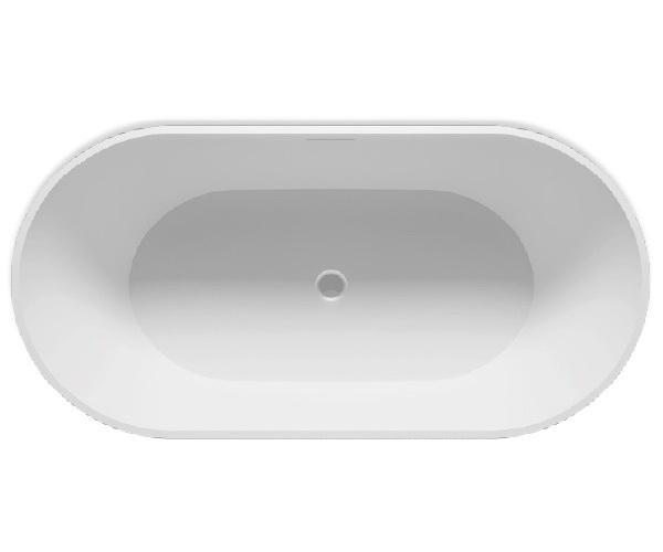 ванна из литьевого мрамора RIHO BILBAO 170х80