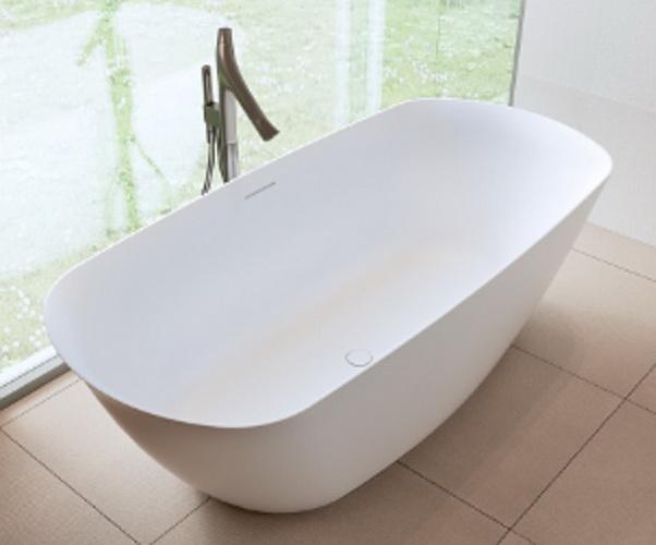ванна из литьевого мрамора RIHO BILO 165х77