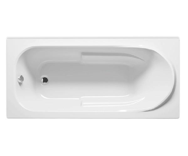 ванна акриловая RIHO COLUMBIA 160х75