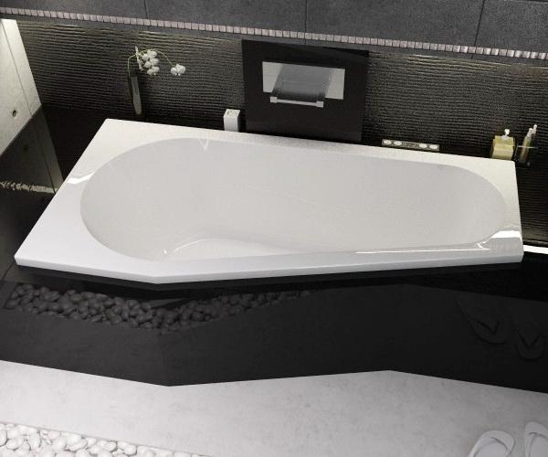 ванна акриловая RIHO DELTA 150х80