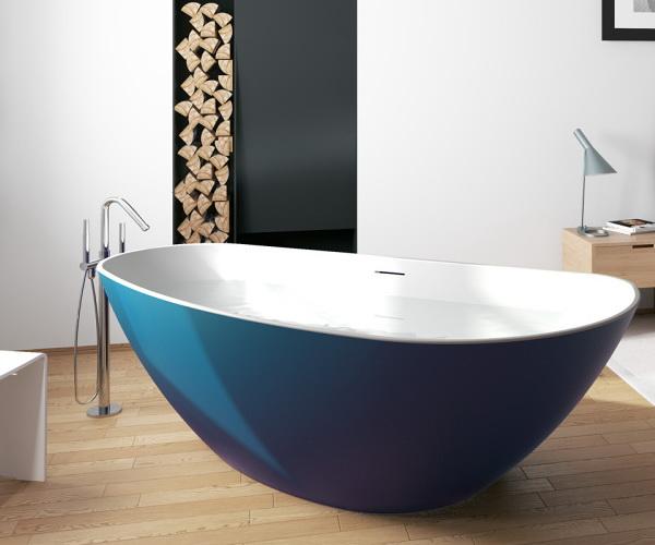 ванна из литьевого мрамора RIHO GRANADA 170х80