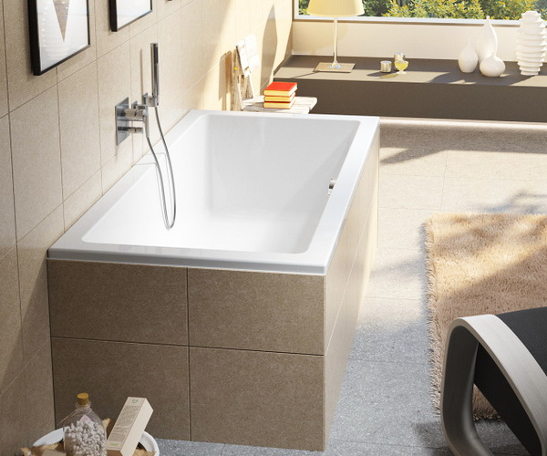 ванна акриловая RIHO LUSSO 190х90