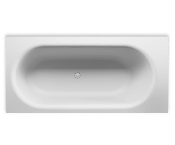 ванна из литьевого мрамора RIHO MADRID 180х86