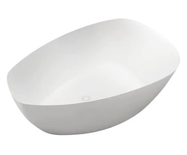 ванна из литьевого мрамора RIHO TOLEDO 160х110