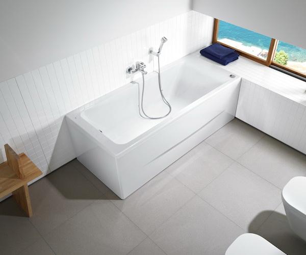 ванна акриловая ROCA EASY 170х75