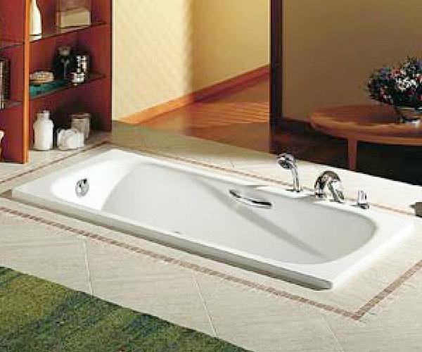 ванна стальная ROCA PRINCESS 150х75