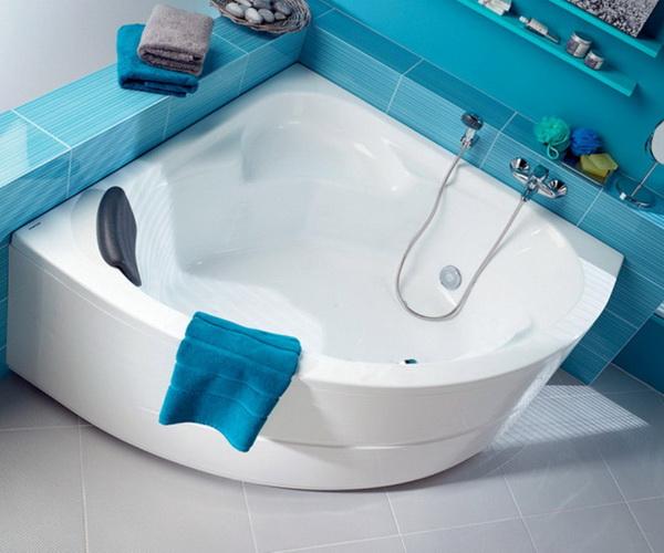 ванна акриловая SANTEK КАРИБЫ 140х140