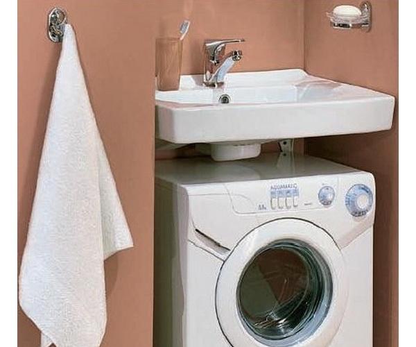 раковина SANTEK ПИЛОТ 61 для стиральной машины