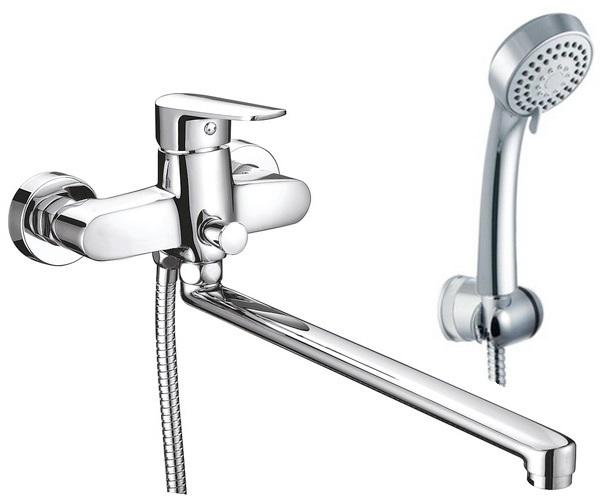 смеситель для ванны SMARTsant ИНЛАЙН